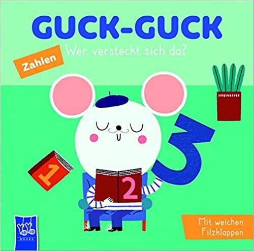 »GUCK-GUCK - WER VERSTECKT SICH DA? ZAHLEN« — YOYO BOOKS