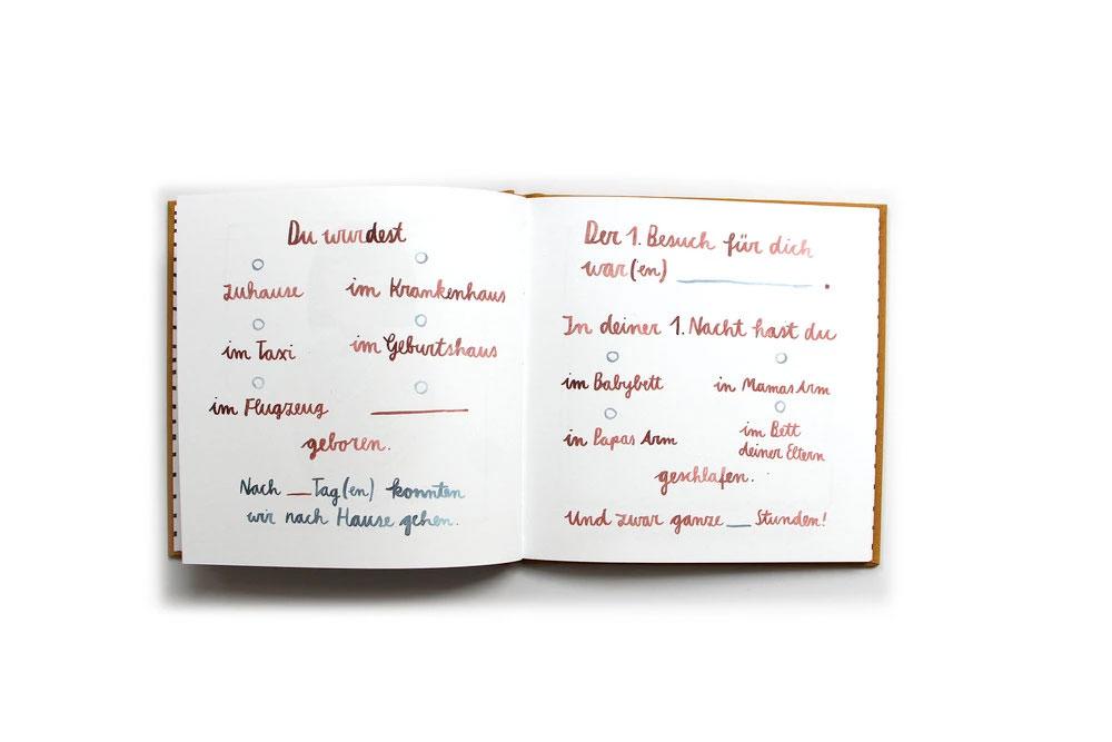 »BABYBUCH« — GRETAS SCHWESTER