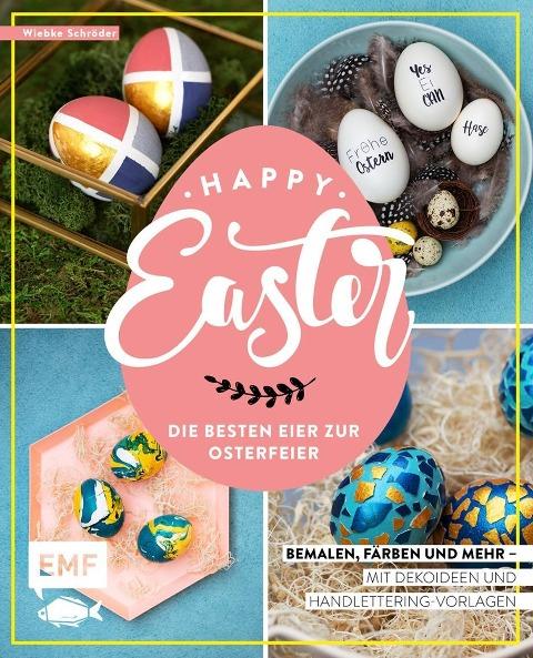 »HAPPY EASTER - DIE BESTEN EIER ZUR OSTERFEIER« — EMF