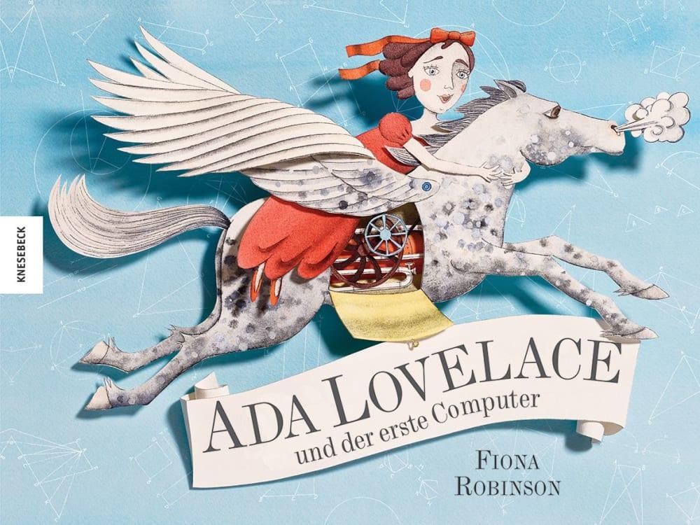 »ADA LOVELACE UND DER ERSTE COMPUTER« — KNESEBECK