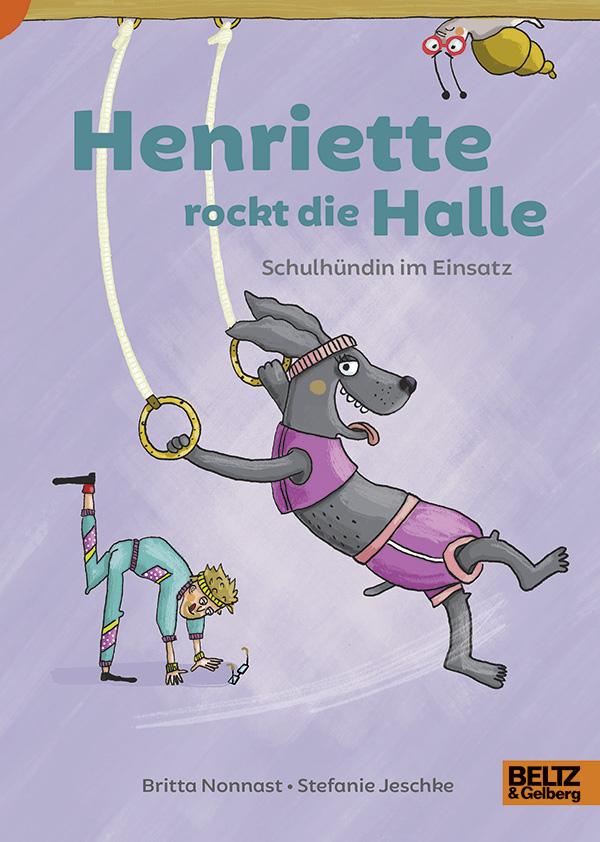 »HENRIETTE ROCKT DIE HALLE« — BELTZ