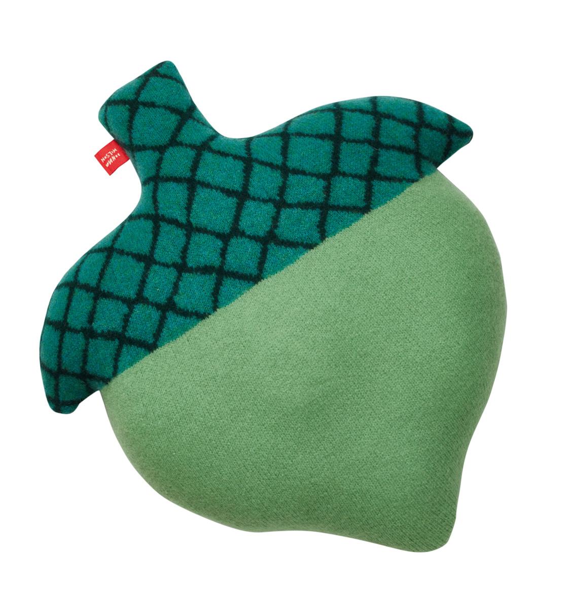 »Acorn Kissen grün« — DONNA WILSON