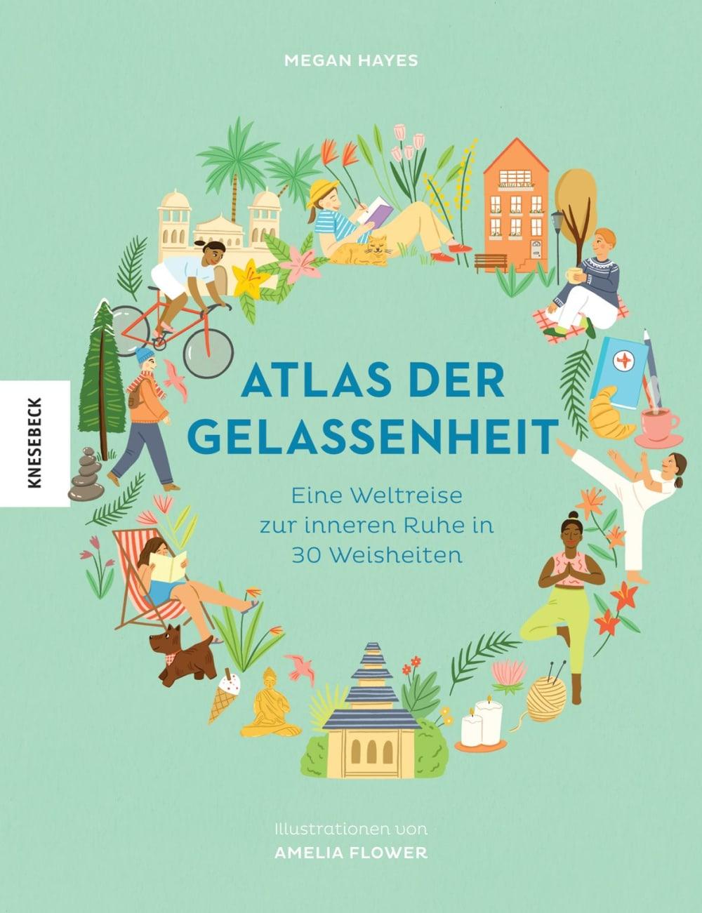 »Atlas der Gelassenheit« — Knesebeck