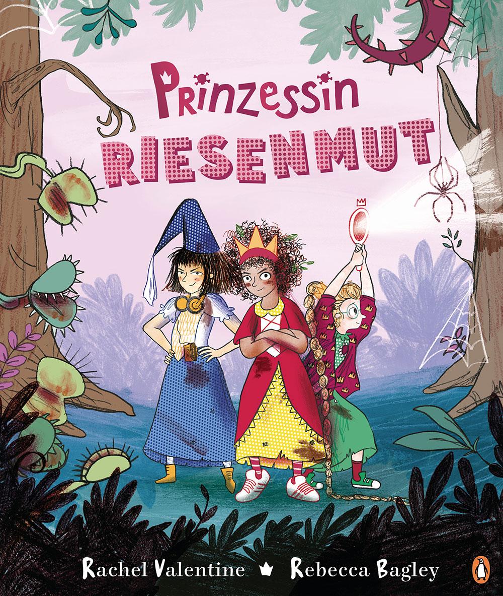 »Prinzessin Riesenmut« — Penguin Junior