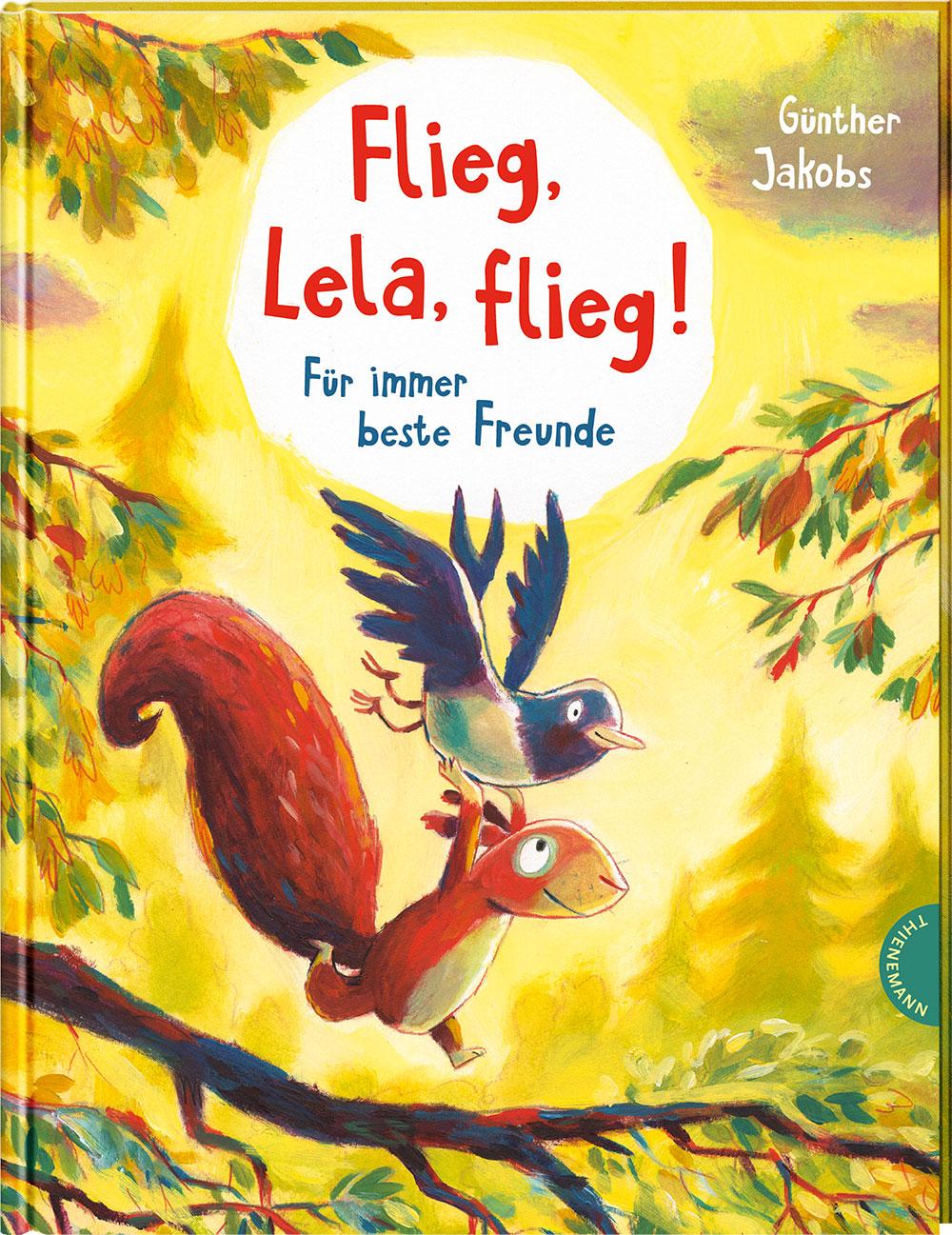 »FLIEG, LELA, FLIEG!« — THIENEMANN