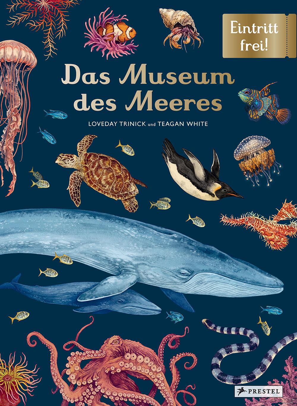 »DAS MUSEUM DES MEERES« - PRESTEL