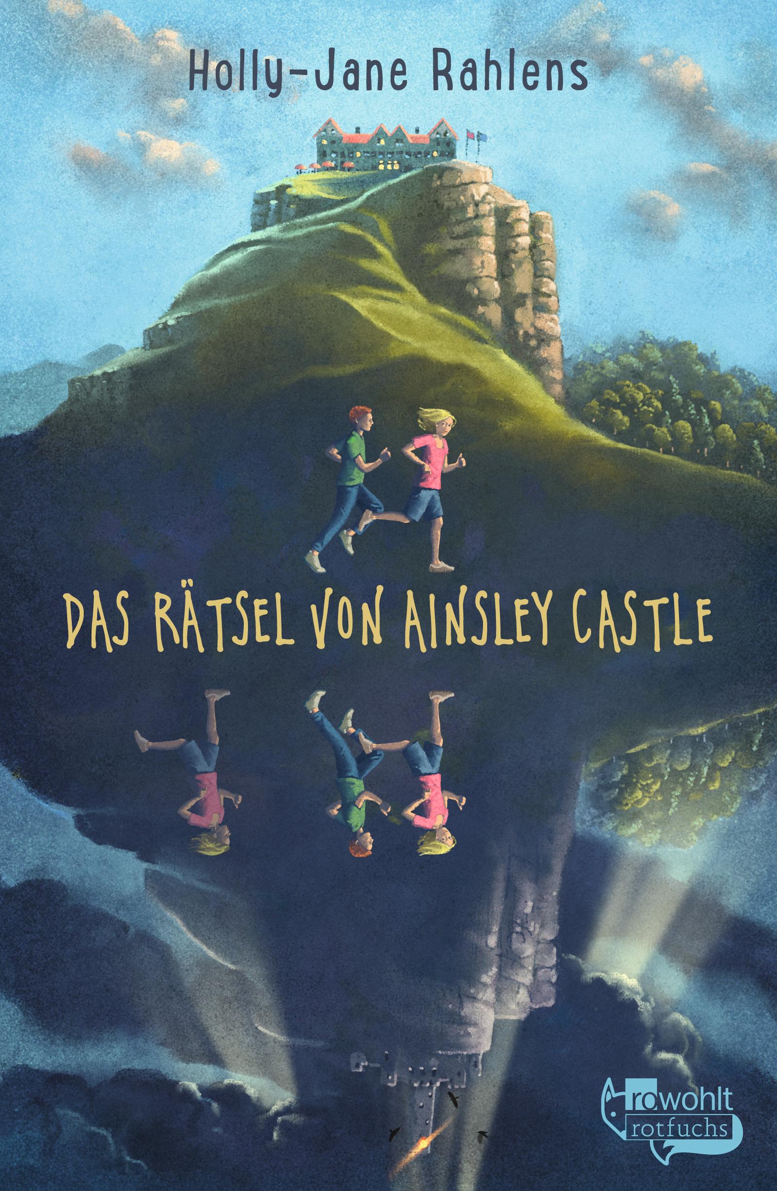 »DAS RÄTSEL VON AINSLEY CASTLE« —ROWOHLT