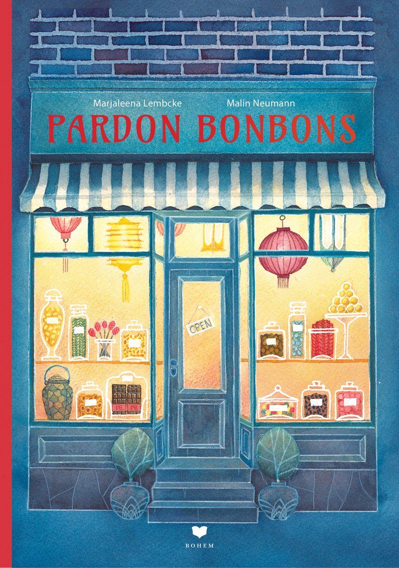 «PARDON BONBONS« — BOHEM