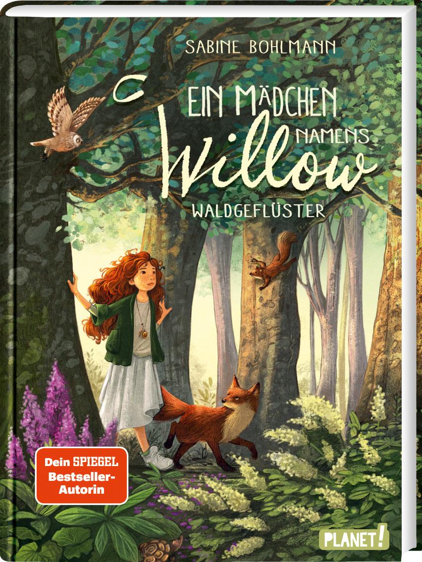 »Ein Mädchen namens Willow 2: Waldgeflüster« — PLANET!