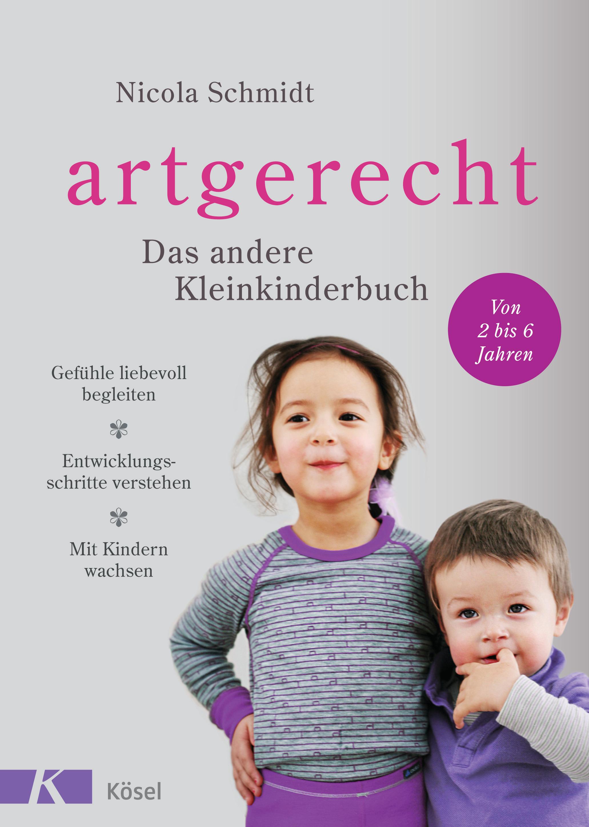»ARTGERECHT - DAS ANDERE KLEINKINDERBUCH« - KÖSEL