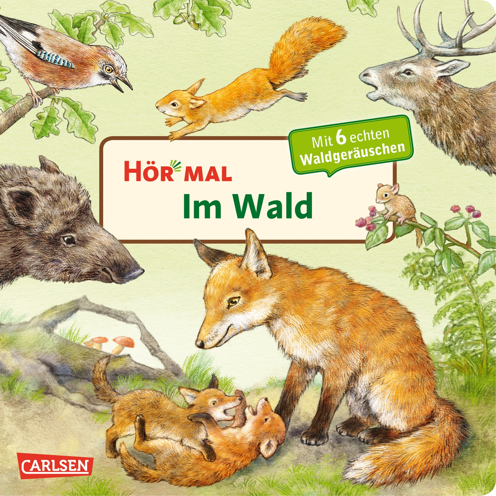 »HÖR MAL: IM WALD« — CARLSEN