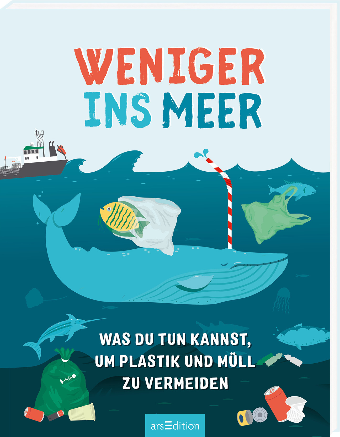 »Weniger ins Meer!« - ars Edition