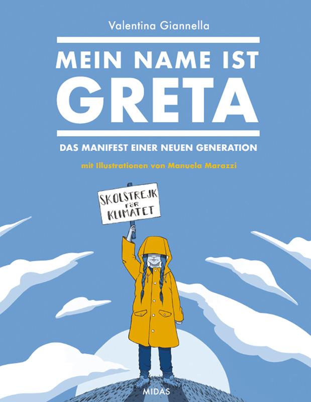 »MEIN NAME IST GRETA« — MIDAS