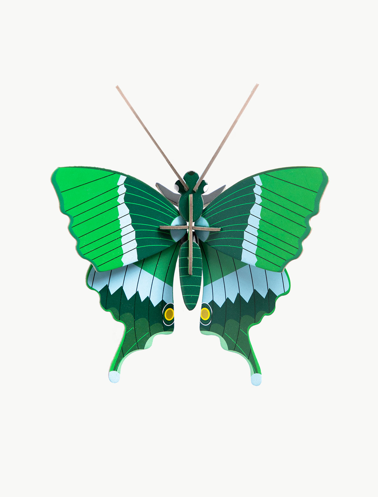 »JADE BUTTERFLY«  — STUDIO ROOF